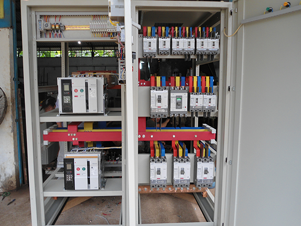 Nhà máy nhựa UVPC Hiệp Phước