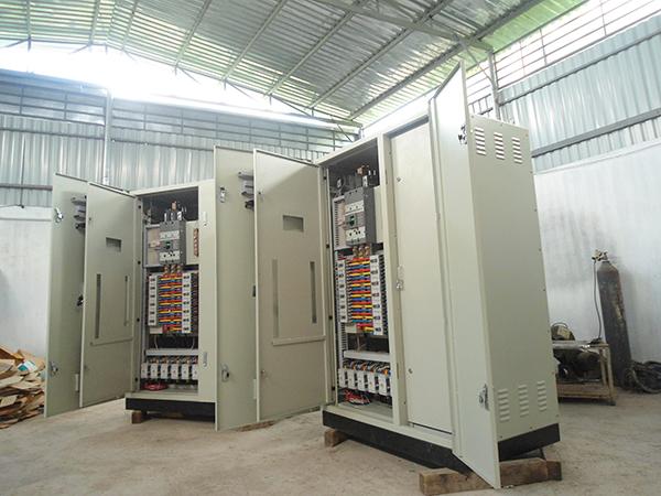 Nhà máy thép Nguyễn Minh