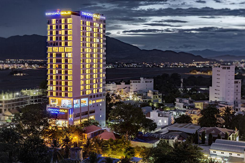 Dendro gold hotel 86-4 Trần Phú, Nha Trang