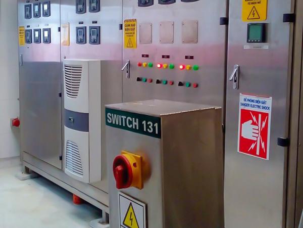 NM xử lý nước myanmar