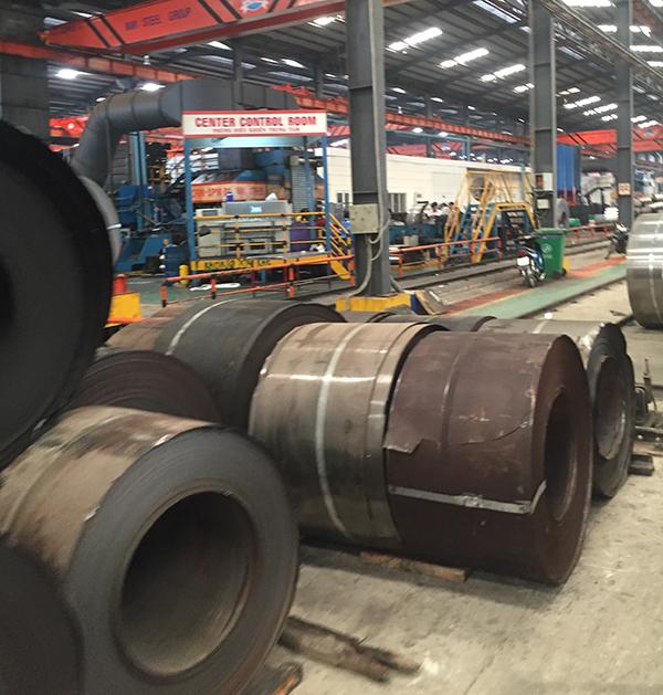 Nhà máy thép Nguyên Minh