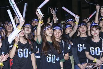 Lễ Tắt đèn hưởng ứng Giờ Trái đất năm 2017 tại Việt Nam