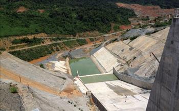 Thông tin về tình hình sự cố trên công trường xây dựng thủy điện Sông Bung 2